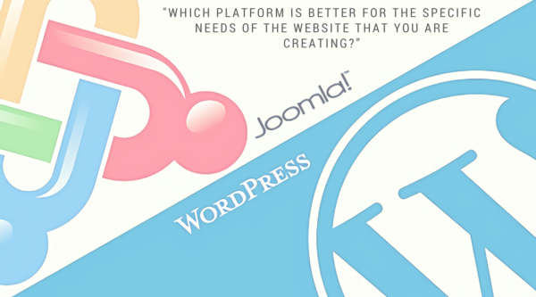 Choosing a CMS – Joomla vs WordPress
